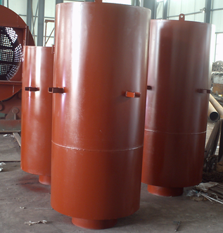 高压氧气、氮气排放消声器
