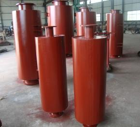 氧气氮气排放消声器