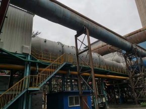 高炉煤气减压阀放散消声器